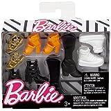 Mattel - Barbie - Accesorios de moda - FCR92 -Colección de zapatos Original & Petite Doll, color/modelo surtido