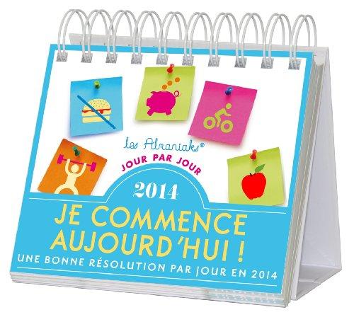 ALMANIAK JE COMMENCE AUJOURD'HUI ! 2014