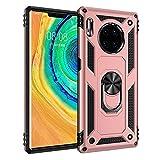 HHF Téléphone Portables Accessoires pour Huawei P20 P30 Maté 20 X 30 Pro Lite 2019, Cas Annulaire...