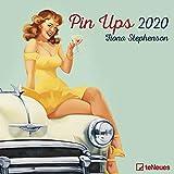 Pin Ups 2020 - Broschürenkalender - Wandkalender - Kunstkalender - 30x30cm - Retrokalender - Fiona Stephenson
