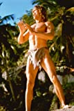 Miles O'keefe In Tarzan, The Ape Man Hunky Poster