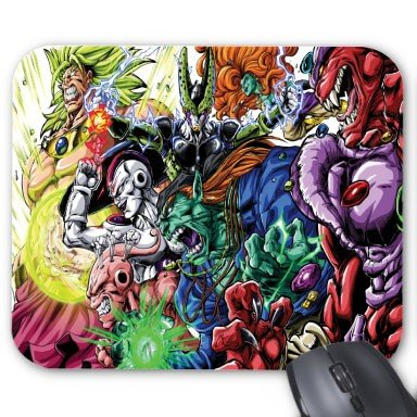 Youdesign - Tapis de souris personnalisé manga - Ref: 2393