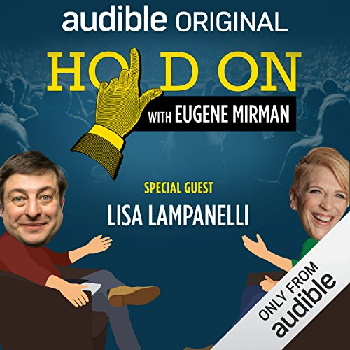 Lisa Lampanelli Has a Strict Toe Limit audiobook cover art