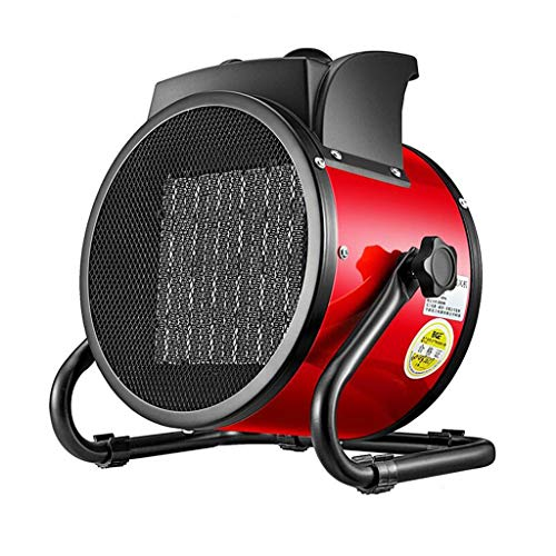 Xing zhe XZ Thermostat Heater Heater Bathroom Explosion-Proof Waterproof Industrial High Power Heater Hot Air Fan Energy Saving Household Electric Heating 3000W Household appliances