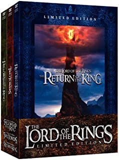 The Lord of the Rings Trilogy: (The Fellowship of the Ring / The Two Towers / The Return of the King)