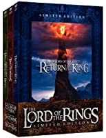 The Lord of the Rings Trilogy (The Fellowship of the Ring / The Two Towers / The Return of the King)(Theatrical and