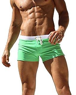 Malavita Mens Swim Shorts Slim Wear with Pocket (XL, Green) (B071XP61SG)   Amazon price tracker / tracking, Amazon price history charts, Amazon price watches, Amazon price drop alerts