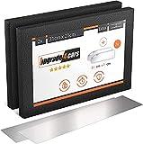 upgrade4cars Protection Mur Garage Voiture | 2 Plaques de Mousse Murale | Protections pour Portières Auto