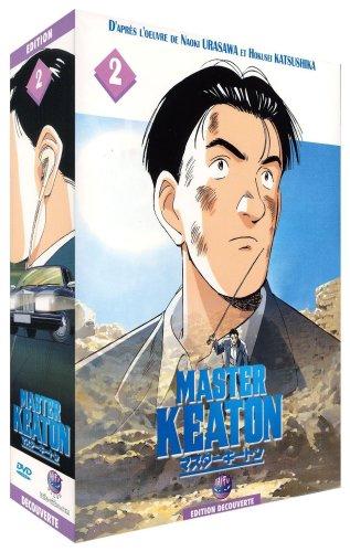 Master Keaton Coffret 2 Ed. Découverte