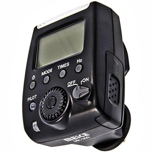 Meike flitser (LZ 32) i-TTL - voor beginners -compatibel met Nikon DSLR camera's - (vervangt de SB-400)