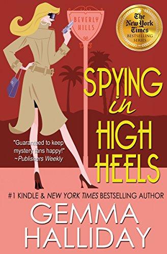 Spying In High Heels 1 Gemma Halliday