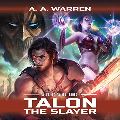 Talon the Slayer cover art
