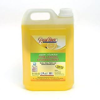 Realpack Pine Lemon Disinfectant Floor Cleaner 5 Ltr