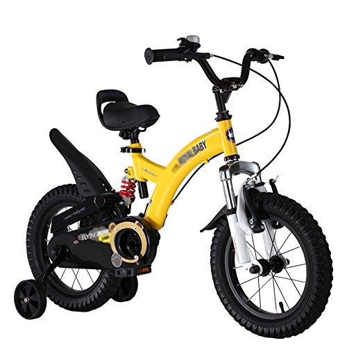 Jongen kinderfiets schok Absorber kinderwagen Shock Bike