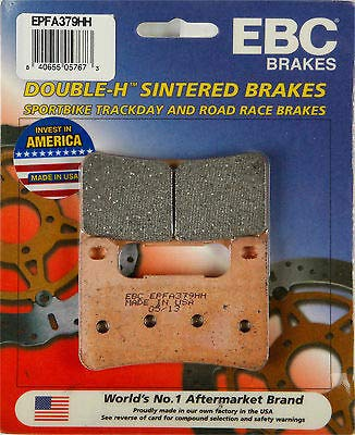 RPM EBC EPFA Motorcycle Extreme Performance Front Brake Pads (1 Set) EPFA379HH