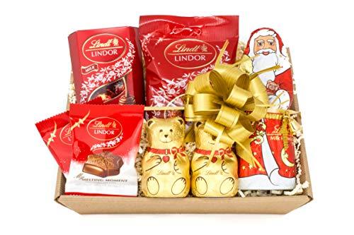 Lindt Chocolate Christmas Hamper