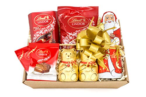 Lindt Chocolate Christmas Hamper