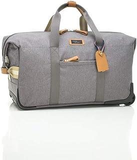 Storksak Cabin Carry-On Wheeled Travel Bag, Grey