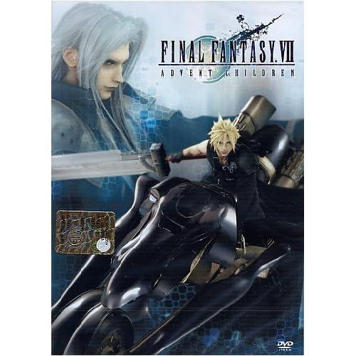 Final Fantasy Vii-Advent Children