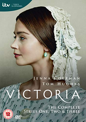 Victoria Series 1-3 [DVD] [2019]
