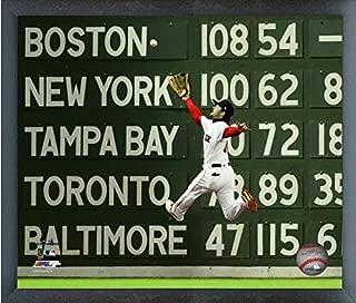 Andrew Benintendi Boston Red Sox 2018 World Series Action Photo (Size: 12