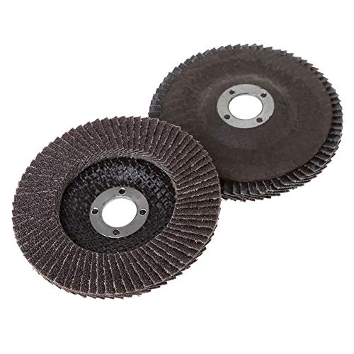 "The Best Grinding Wheels Flap Discs 100mm 4""Angle Grinder Sanding Disc Wood Abrasive Tool"