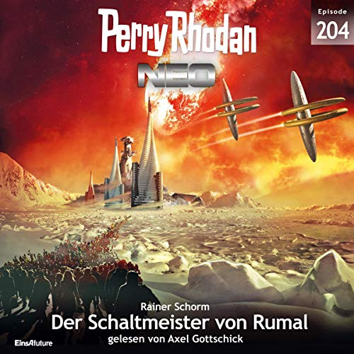 Der Schaltmeister von Rumal cover art
