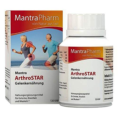 Mantra Arthrostar Gelenke 120 stk