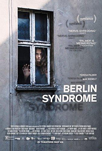 Poster Berlin Syndrome Movie 70 X 45 cm