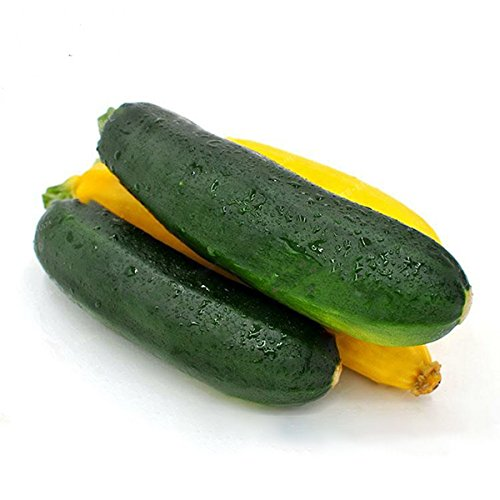 Generic Générique courgette courge graines légumes fruits saisons melon graines pour la maison jardin plantation-20 pcs/pack