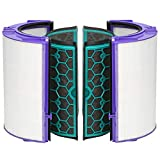 Dyson DP04 HP04 TP04 Pure CoolTM Purifier Fan Glass HEPA Filter & Inner Activated Carbon Filter