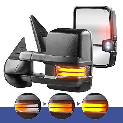 gmc truck 2011 tow mirrors - 5