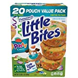 Entenmanns Little Bites Party Cakes 20 Pouches 80 Muffins Cakes Delicious Party Cakes 0g Trans Fat No High Fructose Syrup