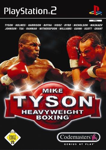 Preisvergleich Produktbild Mike Tyson Heavyweight Boxing