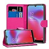 KP TECHNOLOGY Vodafone Smart V10 Funda, Vodafone Smart V10 Book Case, PU Leather Wallet Case [Card Holder][ID Holder] [Book Case] Slim Flip Folio Protective Phone Case for Vodafone Smart V10