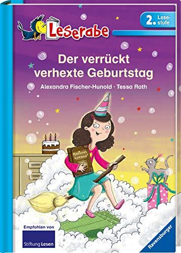 Der verrückt verhexte Geburtstag (Leserabe - 2. Lesestufe)