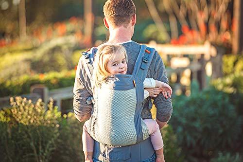 Beco Toddler Carrier (Dark Grey Cool Mesh)