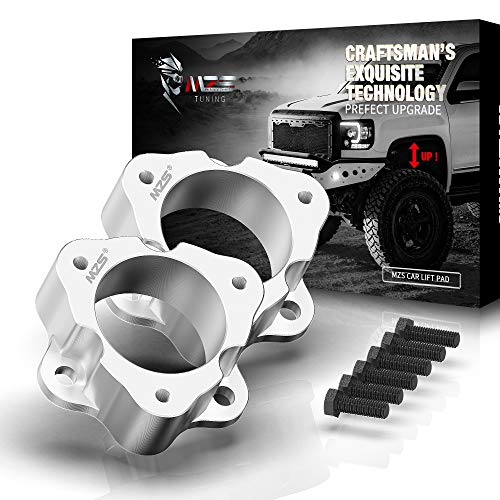 "MZS 2"" Leveling Lift Kit Front Suspension Strut Spacer Compatible with Tundra 1999-2006 