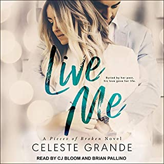 Live Me audiobook cover art