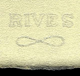Rives Lightweight White- Pack of Five 19x26 Inch Sheets