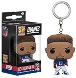 FUNKO Pop! Llavero Deportivos: NFL - Odell Beckham Jr