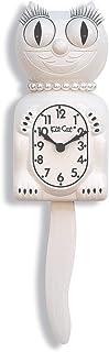 パドルビー Kit Cat Clock Lady ホワイト LBC-12