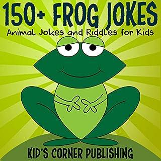 150+ Frog Jokes cover art