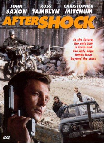 Aftershock [USA] [DVD]