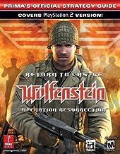 Castle Wolfenstein: Operation Resurrection - Official Strategy Guide (Prima's Official Strategy Guides)