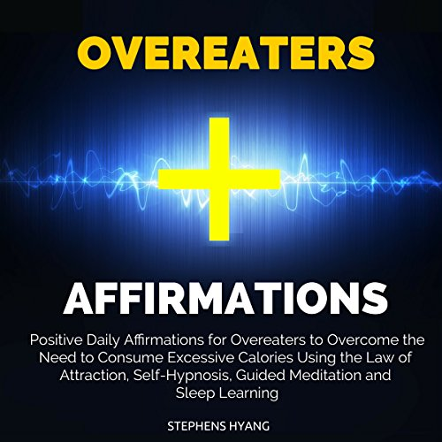 Overeaters Affirmations audiobook cover art