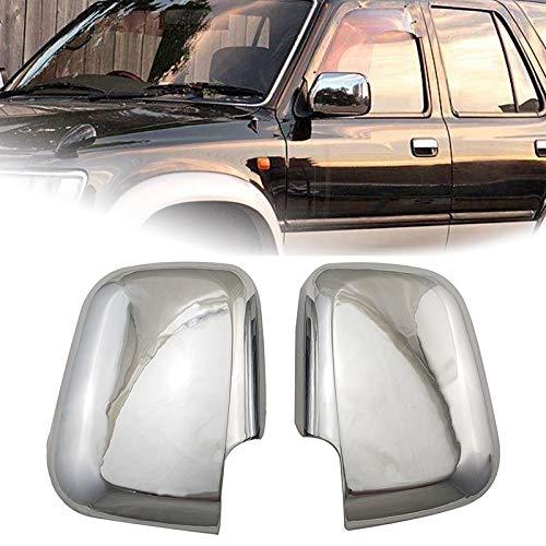 TRJGDCP Ricambi Auto Copertura dello specchietto retrovisore della Porta della Porta dell'automobile for Toyota Hilux Surf 1998-2002