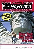 Jerry Cotton: Folge 3200 - New York darf nicht sterben
