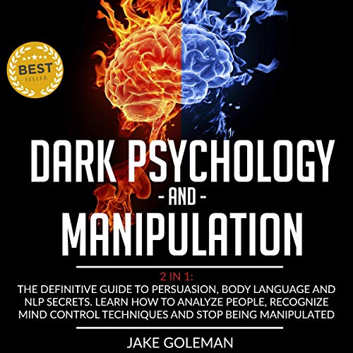 Dark Psychology and Manipulation Titelbild