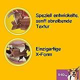 Pedigree DentaStix Hundesnack für kleine Hunde (5-10kg), Zahnpflege-Snack mit Huhn und Rind, 1 Packung je 56 Stück (1 x 880 g) - 6
